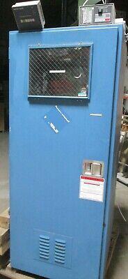 Praxair Single High Purity Gas Cabinet W Trichlorosilane Hsicl3 Purge Panel