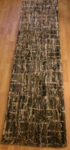 25 X 94 Grey A&R Allen Roth Indoor Carpet Runner For Hallway