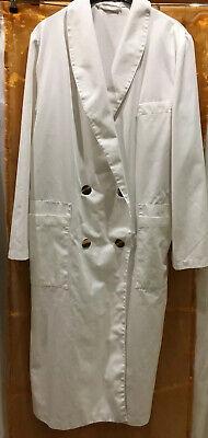 Karneval Damen Kleid 42 44 Weiß Apotheker Schürze Arztkittel (4x Kostüme)