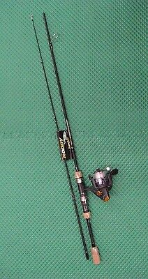 (Roddy Hunter Limited Edition 6' Spinning Rod & Reel Combo DN535WL E6)