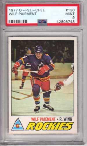 1976-77 O PEE CHEE NHL HOCKEY SET BREAK MINT 1-220 *BUY 5 CARDS SHIPPING FREE*