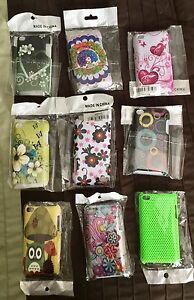 Cases Ipod touch 4 NEUFS