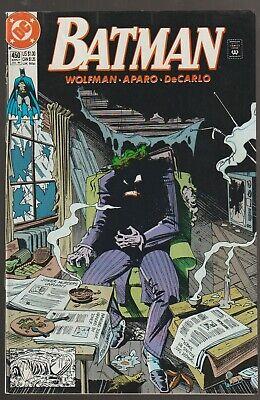 Batman #450 /& #451 Iconic Joker Covers Norm Breyfogle DC 1990