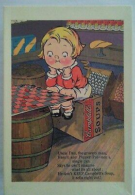 Campbells Soup Company Vintage Greeting Cards Set