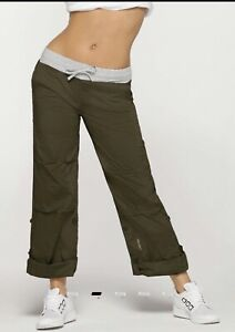 Lorna Jane Khaki Flashdance Pants