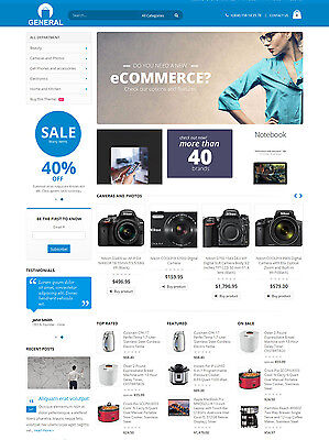 All In One  Amazon  Ebay  Aliexpress   Evento Market Affiliate Website For Sale