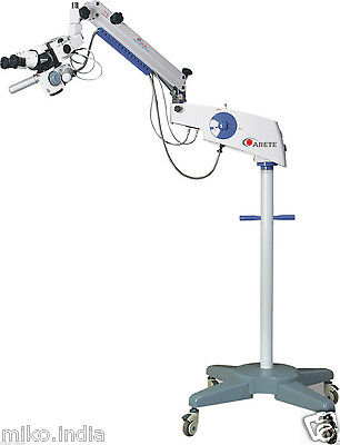Neuro Surgical Operating Microscope Arete 5 Step With Motorized Foot Control