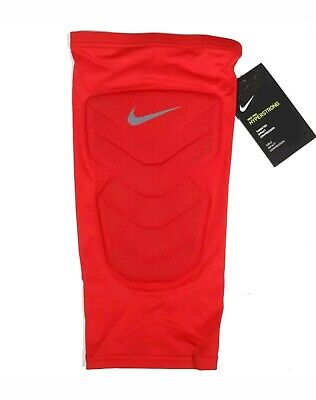 96f963b30d Nike Pro Combat Hyperstrong Basketball Compression Sleeve Red Size XL  629884-657