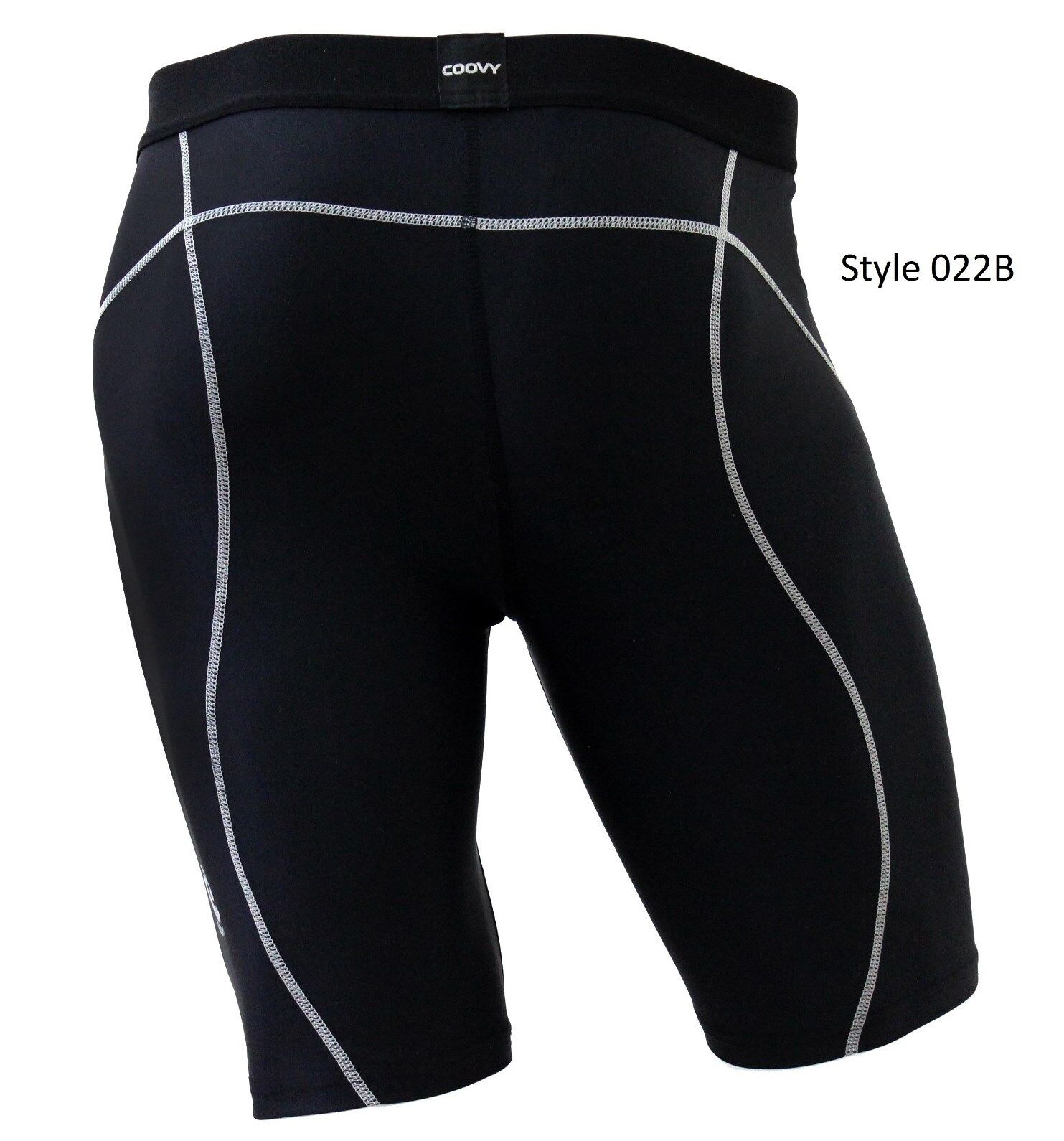 Mens COOVY Winter Thermal Compression Base layer Athletic Long Sleeve Cold Gear