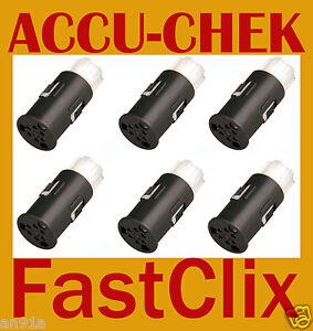 FASTCLIX 36 Stueck Lanzetten Accu-Chek * FACHHAENDLER * Roche ° NEU * ORIGINAL *