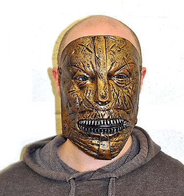 Slipknot army style latex maggot mask halloween fancy dress Adult Corey Taylor](Maggot Mask Slipknot)