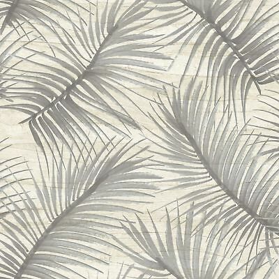 Smita Tapete Nubia NU19142 Palmblätter Vinilo Papel de Pared Pintado Diseño
