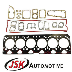 Cylinder Head Top Gasket Kit Massey Ferguson with Perkins Phaser 1006.6 Engine