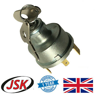 Ignition Starter Switch For David Brown 770 780 880 885 990 995 996 1190 1194