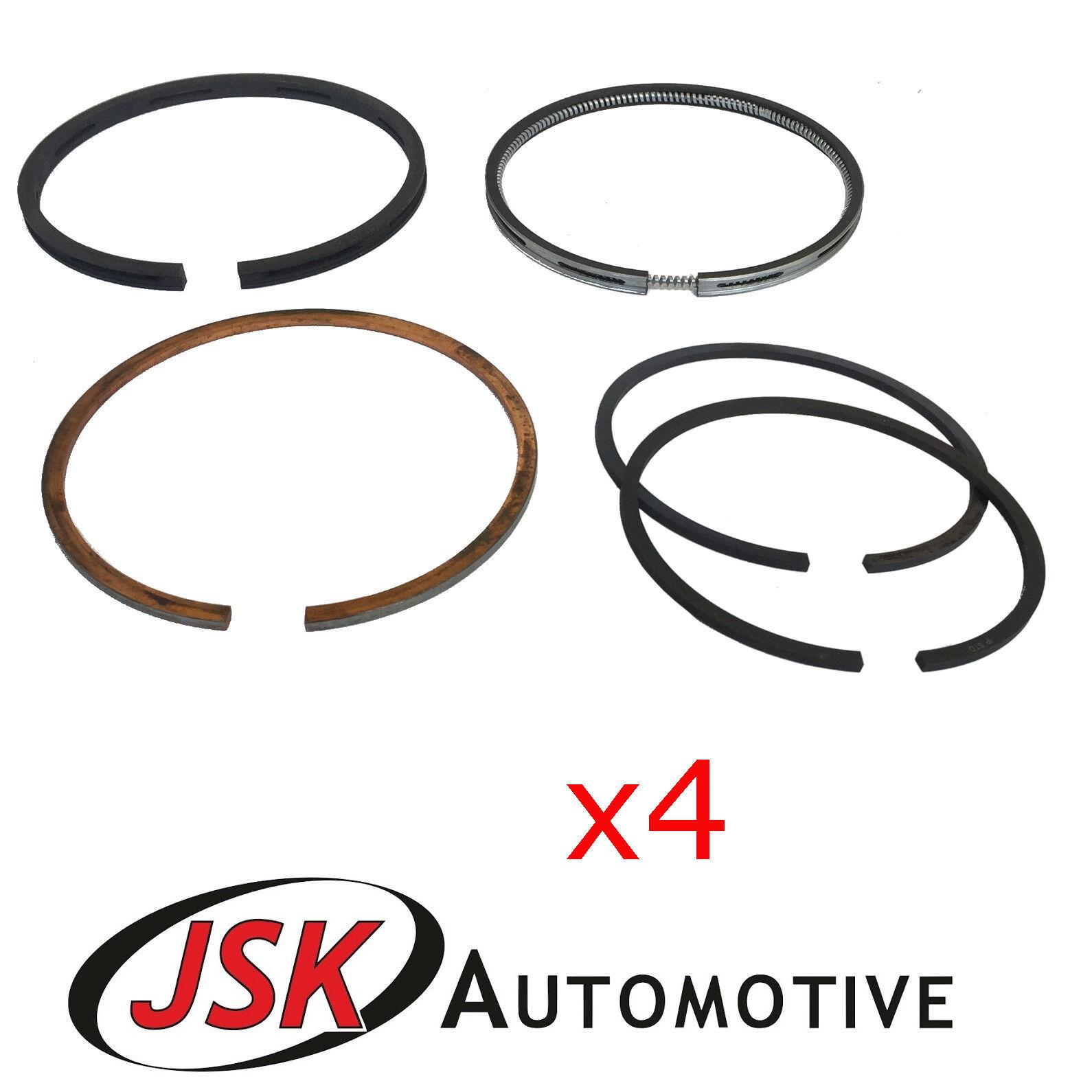 85.73mm Piston Ring Kit 20pc International CASE BD144 B250