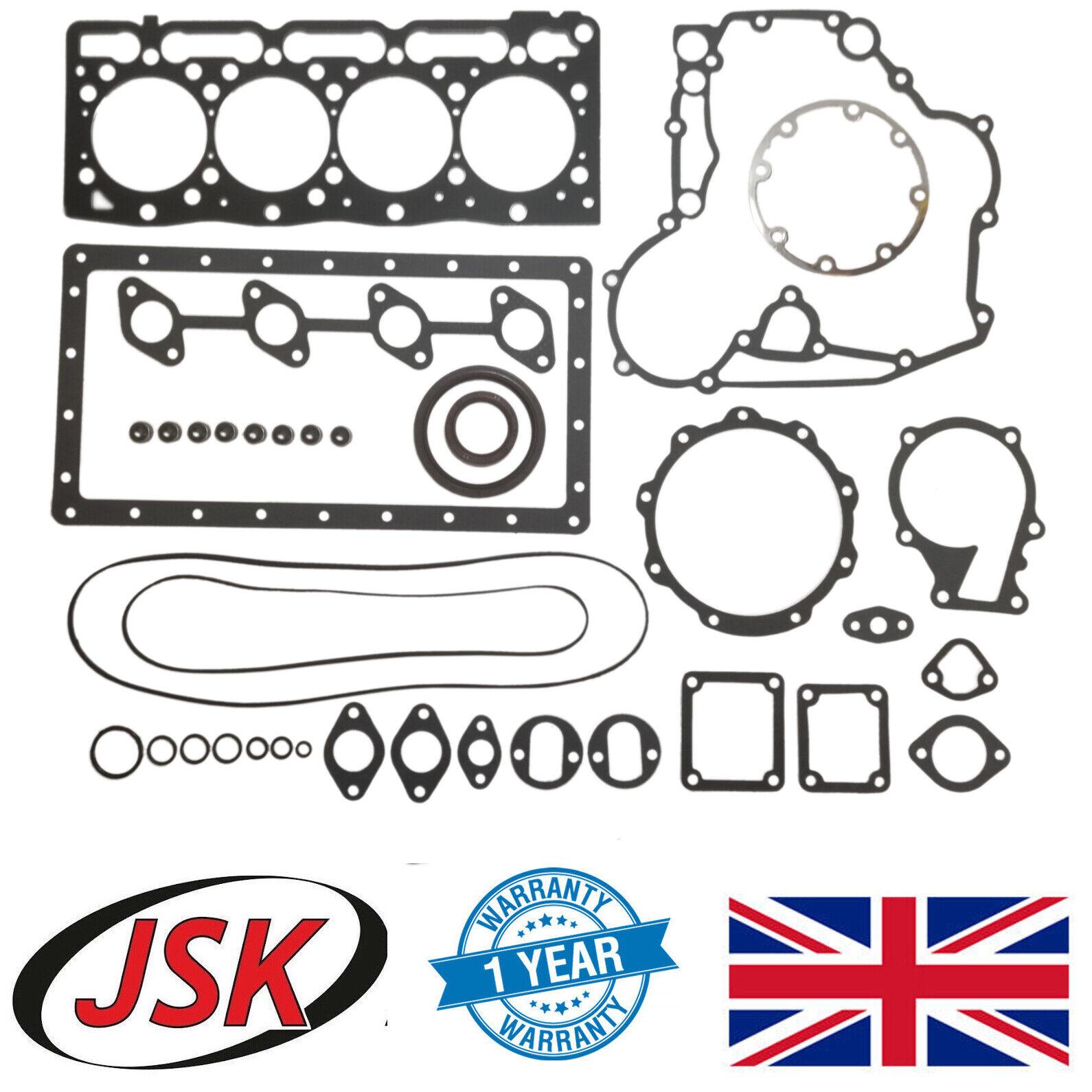 Zylinderkopfdichtung Für Kubota V2203 /& 4D87 Motor KL38 KL40Z KL41 KL385 KL415