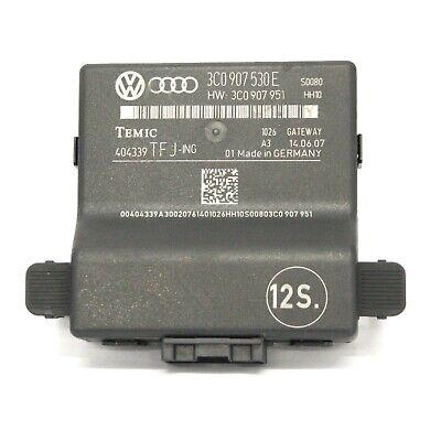 VW Passat Mk7 B6 Can Bus Gateway Sensor 3C0907530E 3C0 907 530 E 2005 to 2009