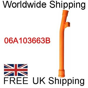 Dipstick Guide for VW Golf Mk4 1.6 &1.8 1.8T 1.8GTI Turbo GTI Dip Stick Tube NEW