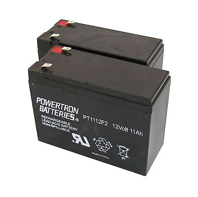 12V 10AH SCOOTER BATTERY SCHWINN MONGOOSE (SET OF 2)