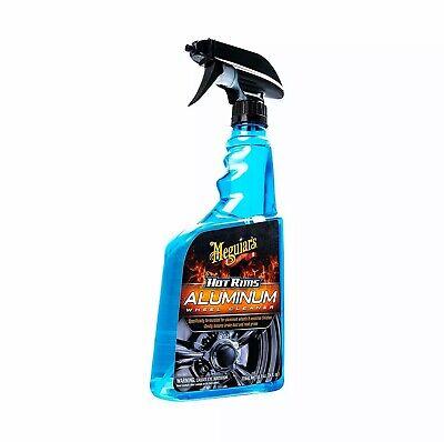Best Price Meguiar's G14324 Hot Rims Aluminum Wheel Cleaner - 24 (Best Aluminum Wheel Cleaner)