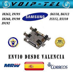 USB-CONECTOR-CARGA-SAMSUNG-I8260-I8262-I9190-I9192-I9195-S5310-S5312-S6310-S6312