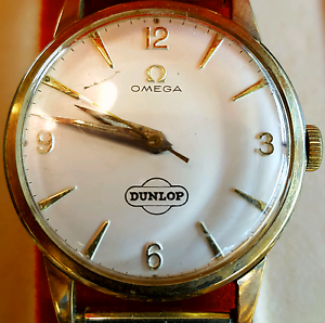 Omega 1959 gold watch Blackmans Bay Kingborough Area Preview