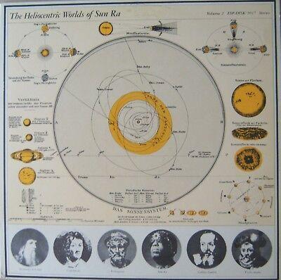 Sun Ra – The Heliocentric Worlds Of Sun Ra, Volume