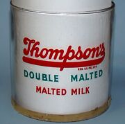 Thompsons Malted Milk