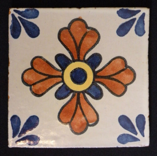 "6"" Terracotta Mexican Tile"