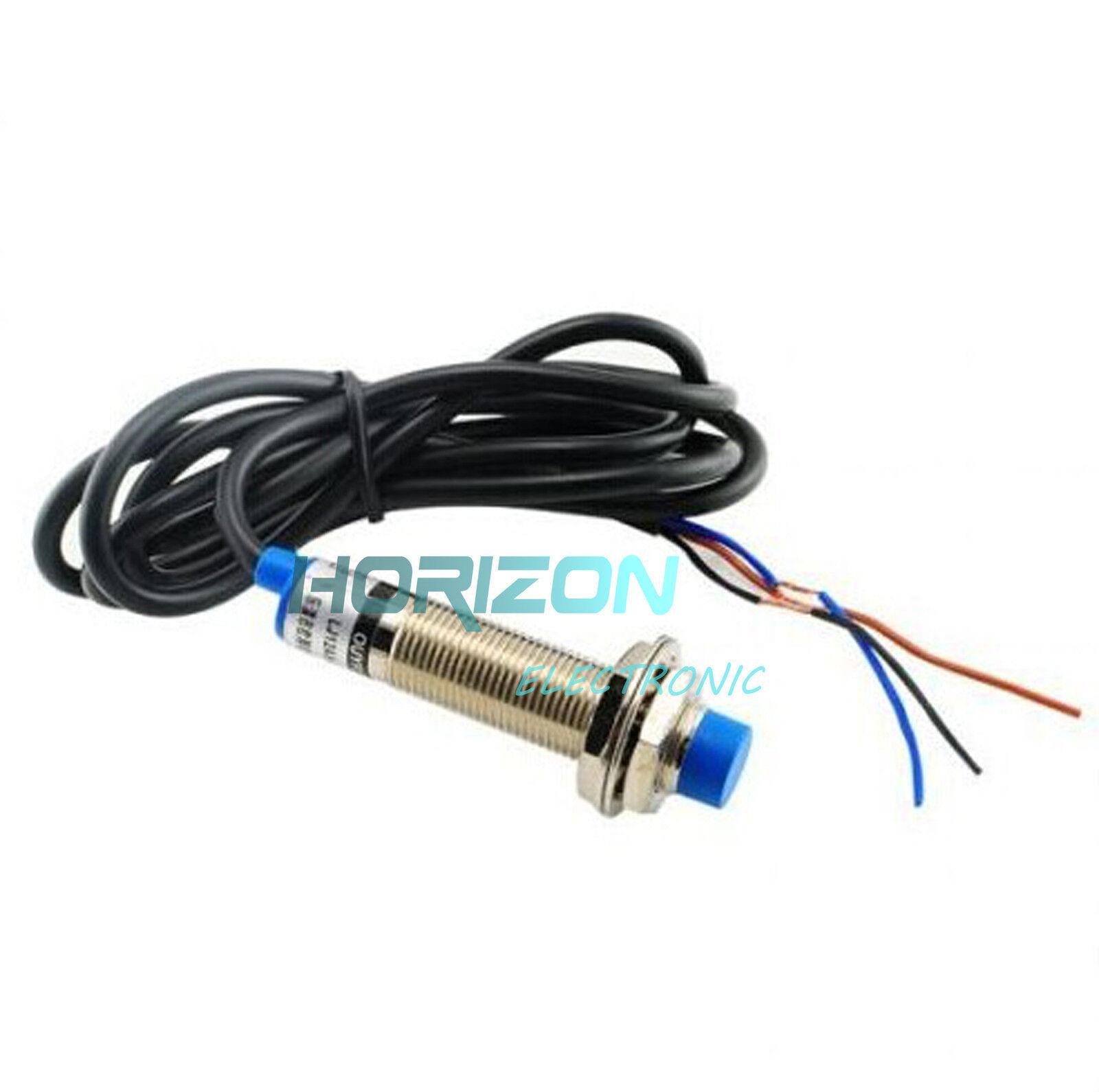 LJ12A3-4-Z/BX Inductive Proximity Sensor Switch NPN DC 6V-36V NEW