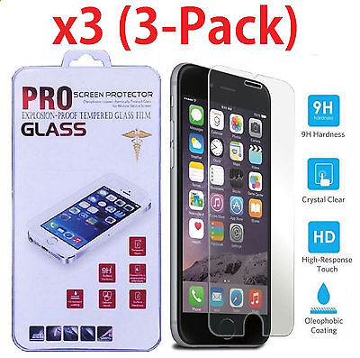 New Premium Real Tempered Glass Screen Protector for 4.7