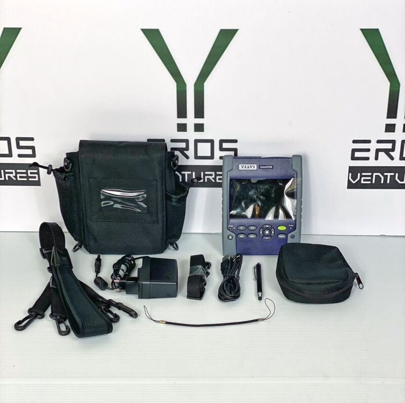 Brand NEW JDSU Viavi SmartOTDR E126A SM OTDR Expert OTDR Smart Test