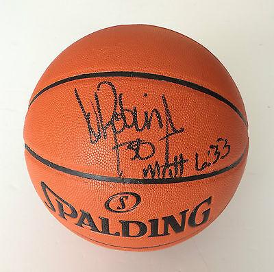 e3d8aacf3 San Antonio Spurs  50 DAVID ROBINSON Signed Autographed NBA Basketball COA!