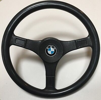 BMW Steering Wheel E12 M535i E26 M1 Motorsport
