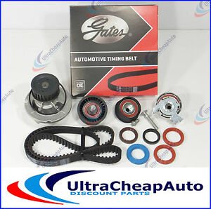 HOLDEN ASTRA TS X18XE 1.8L,1998-2004 GATES TIMING BELT KIT/WATER PUMP #KIT093P