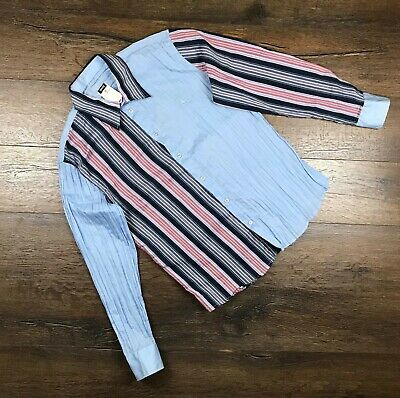 Mens Versace Jeans Couture Long Sleeve Button Down shirt size XXXL/XXL