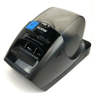 Brother Ql-580n Printer Tested Working W Power Cord