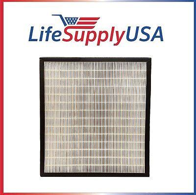 10 HEPAs Replace Alen FF50 HEPA-Pure Filter Fit BreatheSmart FIT50 Air Purifier