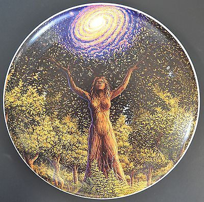 Famous California Painter Mark Henson Ultimate Catch Disc 175g Frisbee for sale  Shipping to India