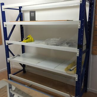 Pallet Rack (2m x 2m x 0.6m) Brunswick East Moreland Area Preview