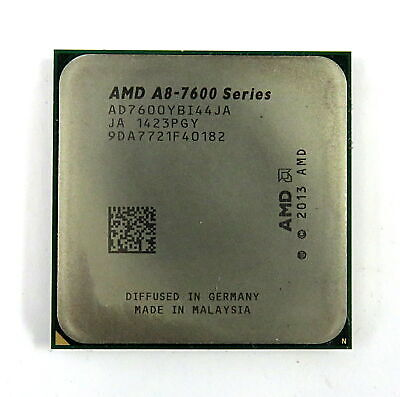 AMD AD7600YBI44JA A8-7600 Socket FM2+ Quad-Core 3.1 GHz (3.8 GHz Turbo) CPU