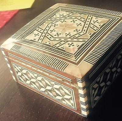 Arabic/Turkish/Lebanese arabesque Hand crafted Shell art