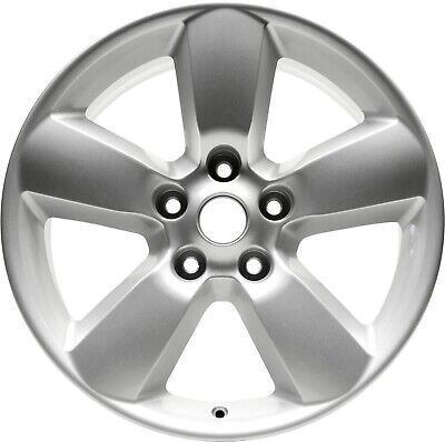 Aluminum Alloy Wheel Rim 20 Inch 2013-2019 Dodge Ram 1500 5-139.7mm 5 Spoke