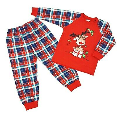 ISTMAS Pyjamas 100% COTTON  12-18/18-24 months 2-3 yrs (Baby Girl Christmas Pyjamas)