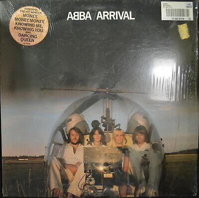"""ABBA """"Arrival"""" Atlantic SD 19115 EX Pop LP 1st Pressing"""