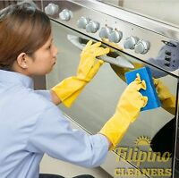 FILIPINO CLEANERS - LOW FLAT or HOURLY RATES