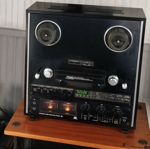 Teac X-1000R Reel To Reel - Serviced  and Calibrated