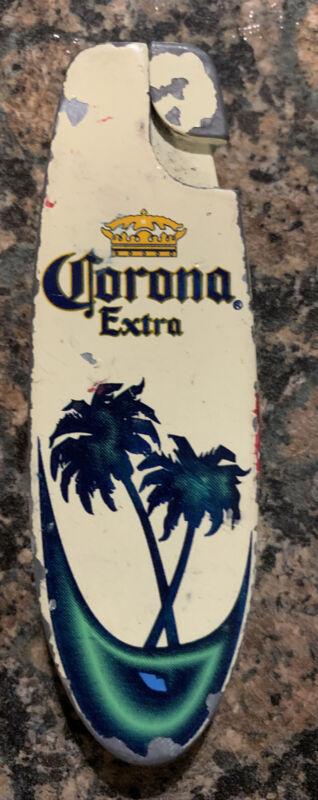 Corona Extra Beer Surfboard Lighter Collectable Butane Surf Board Vintage