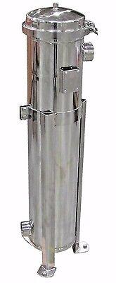 Prm 2 Bag Filter Housing 304 Stainless Steel 100 Psi 2 Fnpt Inout Banded Lid