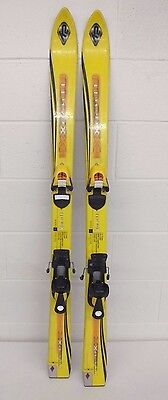 b4940916 K2 MODX Jr 127cm Downhill Skis w/Salomon C305 Bindings Satisfaction  Guaranteed